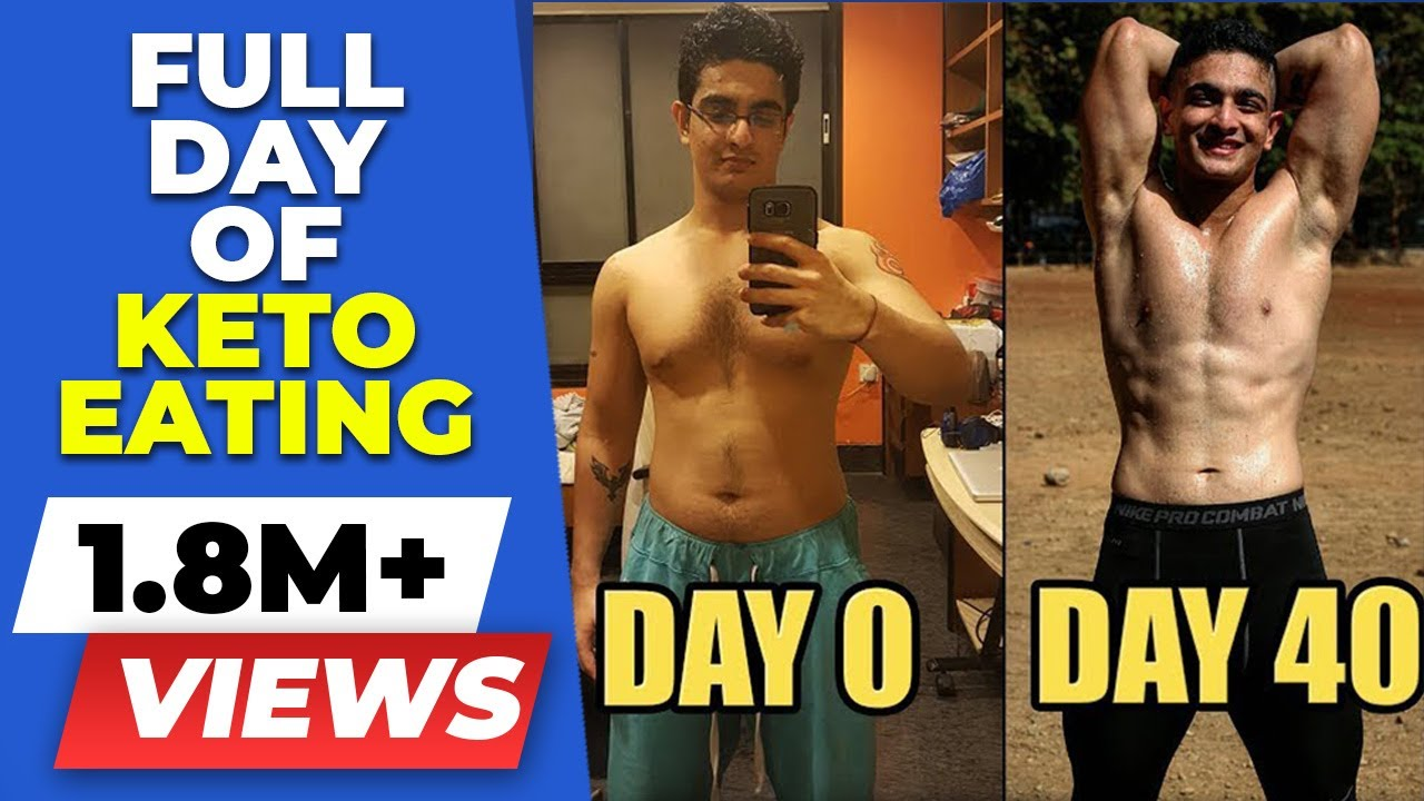 Detailed Diet Plan for FAST fat loss - Ketogenic Diet | BeerBiceps Keto Weight Loss - YouTube