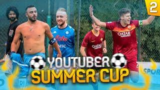 ⚽🏆 YOUTUBER SUMMER CUP ► QUARTI & SEMIFINALI