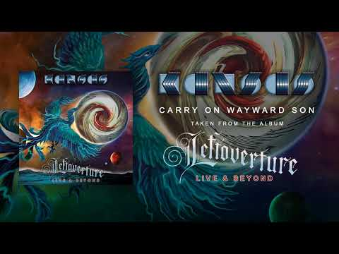 KANSAS  Carry On Wayward Son  IN US 2017 Album Track