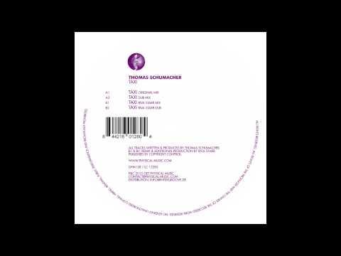 Thomas Schumacher - Taxi (Original Mix)