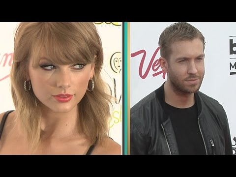 Calvin Harris Praises His 'Girl' Taylor Swift for Taking on Apple Music