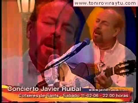 Javier Ruibal   Para llevarte a vivir