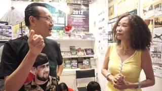 HK UFO TV 第6集 雲海 vs Moon: 地球人+外星人拍拖?(上集)