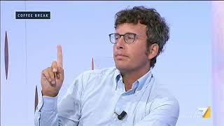 Librandi (PD) vs Diego Fusaro: 'Notoriamente non fai un cavolo. Lascia parlare uno che lo fa il ...