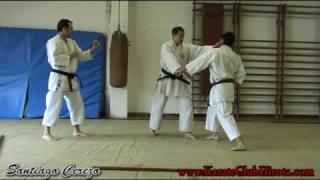 Bunkais Pinan Godan (Shito-Ryu)