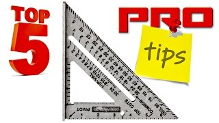 Speed Square Top 5 PRO Tips