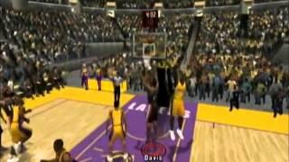 NBA Inside Drive 2004 Blazers vs Lakers Part 2