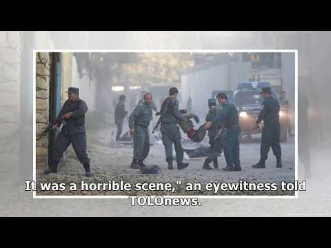 [ HOT NEW ]Motorcycle suicide bomber kills three in kabul's diplomatic zone