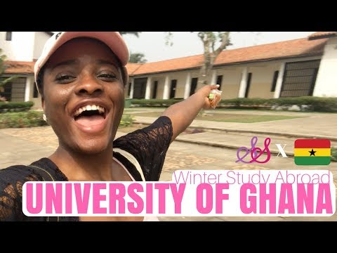 Ghana Vlog #1: University of Ghana Campus Tour, GOTA Dance Lessons and Winneba Fest | SimInspired