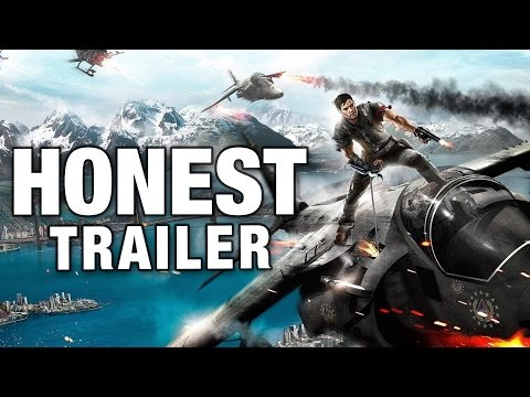 JUST CAUSE (Honest Game Trailers)
