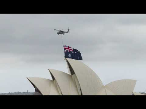 Australia Day 2017 - Sydney Harbour
