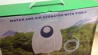 Comprei Mostrei: saúde e desinfecção - Ozonizador