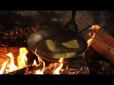 CAMPFIRE Fish Fry With WALLEYE