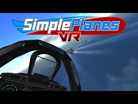SimplePlanes VR - Official Trailer