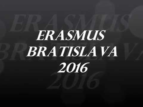 Mannequin Challenge Erasmus Bratislava 2016