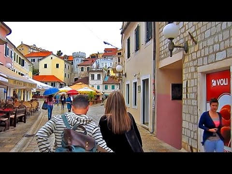 Herceg Novi: Montenegro, HD Video Tour