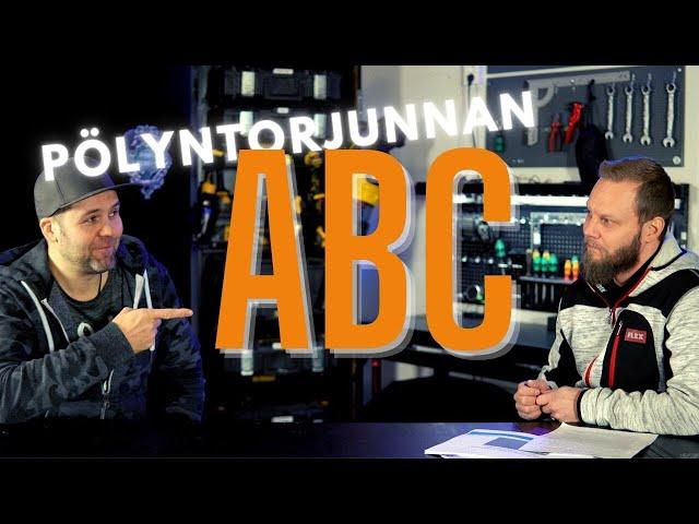 U-Studio: Pölyntorjunnan ABC