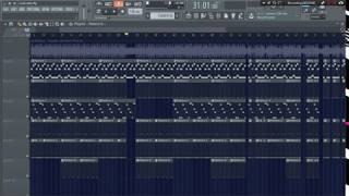 Look Alive - BlocBoy ft. Drake (FL Studio Channel Review)