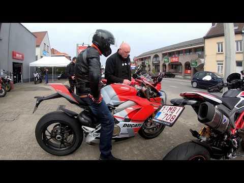 BMW S 1000 RR & Ducati Panigale V4 S Corse