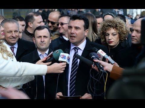 Новинарски прашања до премиерот Заев, Струга-Водици: Македонија е мајка на сите свои граѓани