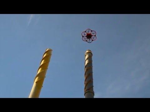 Aibotix Aibot X6 UAV Drone Inspection