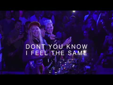 A3 - November Rain (Nervo Remix) - Lyric Video