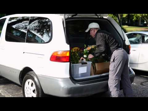 The Perfect Transportation Solution For Florist