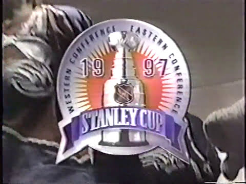 WESTERN CONFERENCE FINALS 1997 - Game 4 - Colorado Avalanche @ Detroit Red Wings - ESPN