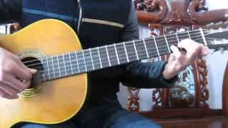 Xẩm chế: Cuộc đời anh sinh viên - Hướng dẫn đệm guitar