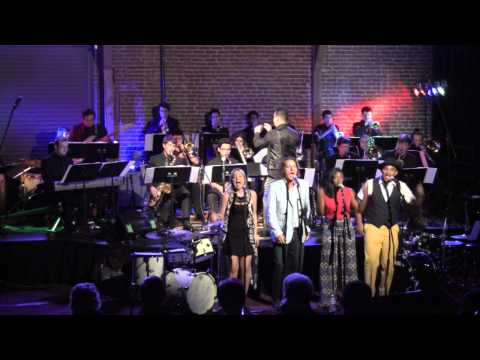 Motown Medley - Los Angeles College of Music Jazz Camp