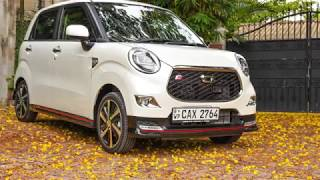 Test Drive - Daihatsu Cast Sport - May 2018