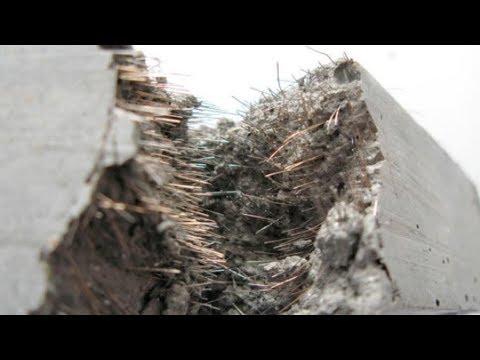 Фибробетон полипропиленовый расширяющийся цементный раствор это