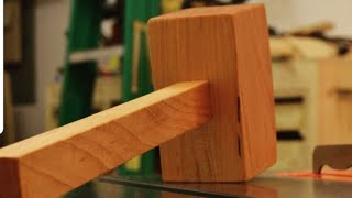 Woodworking Mallet