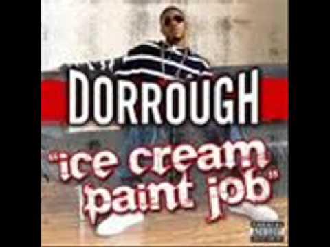 ice cream paint job dirty