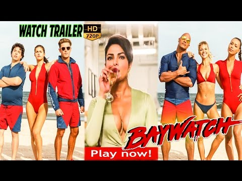 BAYWATCH Trailer Official |EXCLUSIVE| HD - MUST WATCH