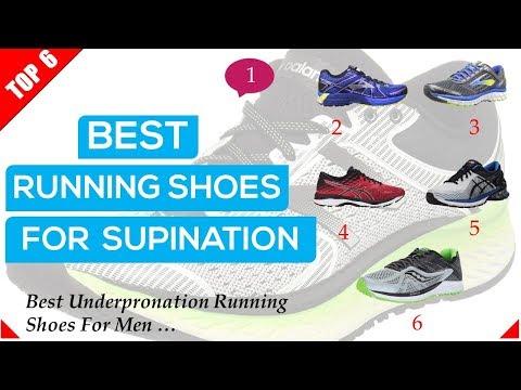 best men's shoes for underpronation