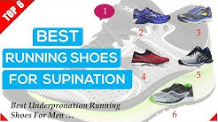 Best Running Shoes For Supination - Men || Best Running Shoes For Underpronation