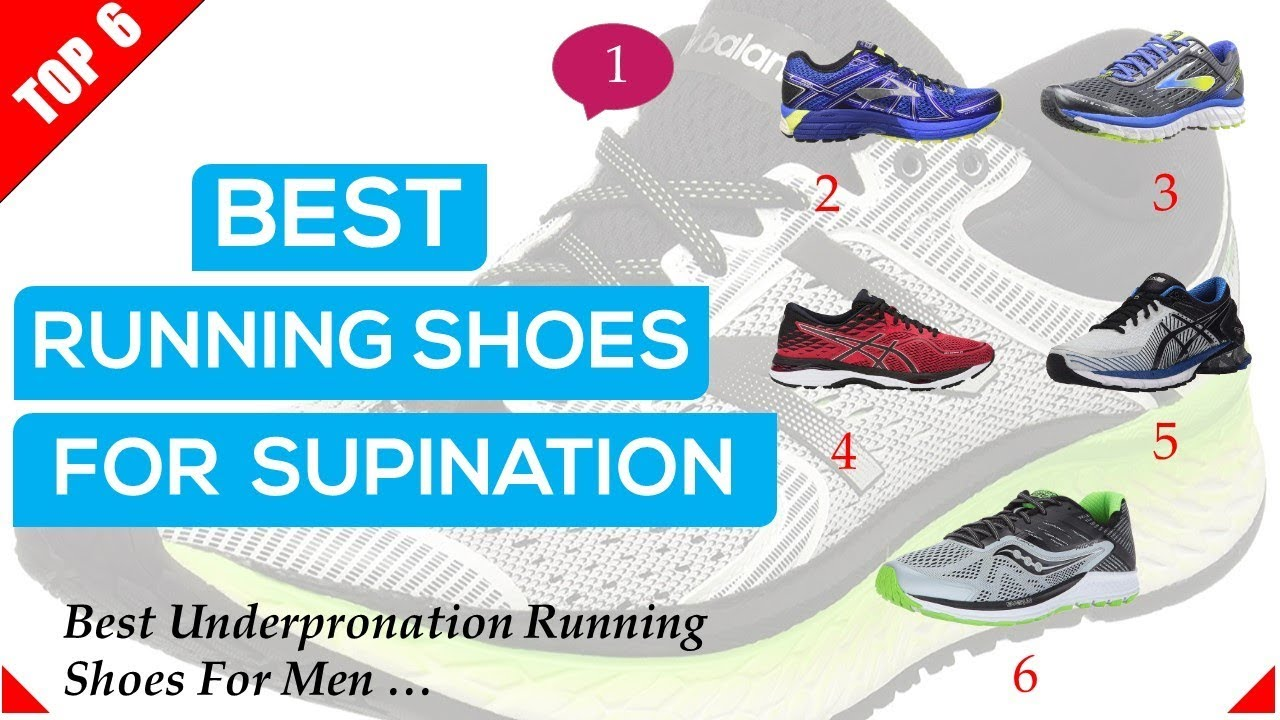 reputable site 4d053 8d642 Best Running Shoes For Supination - Men || Best Running Shoes For  Underpronation