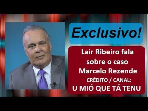 EXCLUSIVO: Dr Lair Ribeiro se manifesta sobre o caso Marcelo Rezende