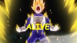 Dragon Ball Super「AMV」- Alive [Happy Birthday XION EDITZ AMV's]