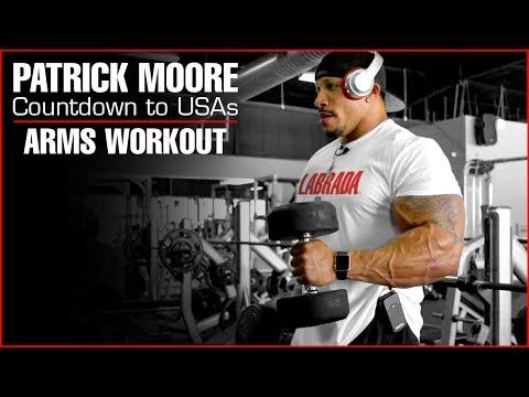 Labrada Athlete - Pat Moore - 4 Weeks until NPC USA Bodybuilding Championships