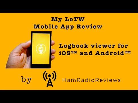 My LoTW Mobile App Review