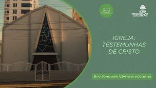 Escola Bíblica Dominical (02/08/2020) | Igreja Presbiteriana de Catanduva