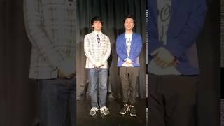 人力舎所属のお笑いコンビ『アナクロ二スティック』がショートコントを...