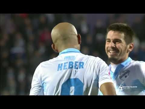 Rijeka - Lokomotiva, Brazilac Heber fenomenalnom golčinom pogodio za 3:0