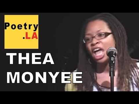 Thea Monyee at inkslam '10