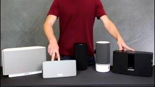 Best WiFi Speakers 2017
