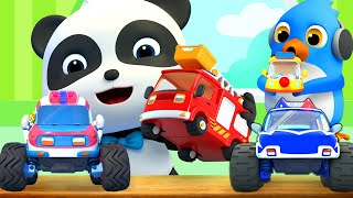 Clean Up Toys Song   Play Safe   Color Song   Nursery Rhymes   Kids Songs   Baby Cartoon   BabyBus