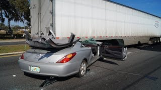INSANE CAR CRASH COMPILATION #8 | ROAD RAGE 2018 | DRIVING FAILS | BAD DRIVERS