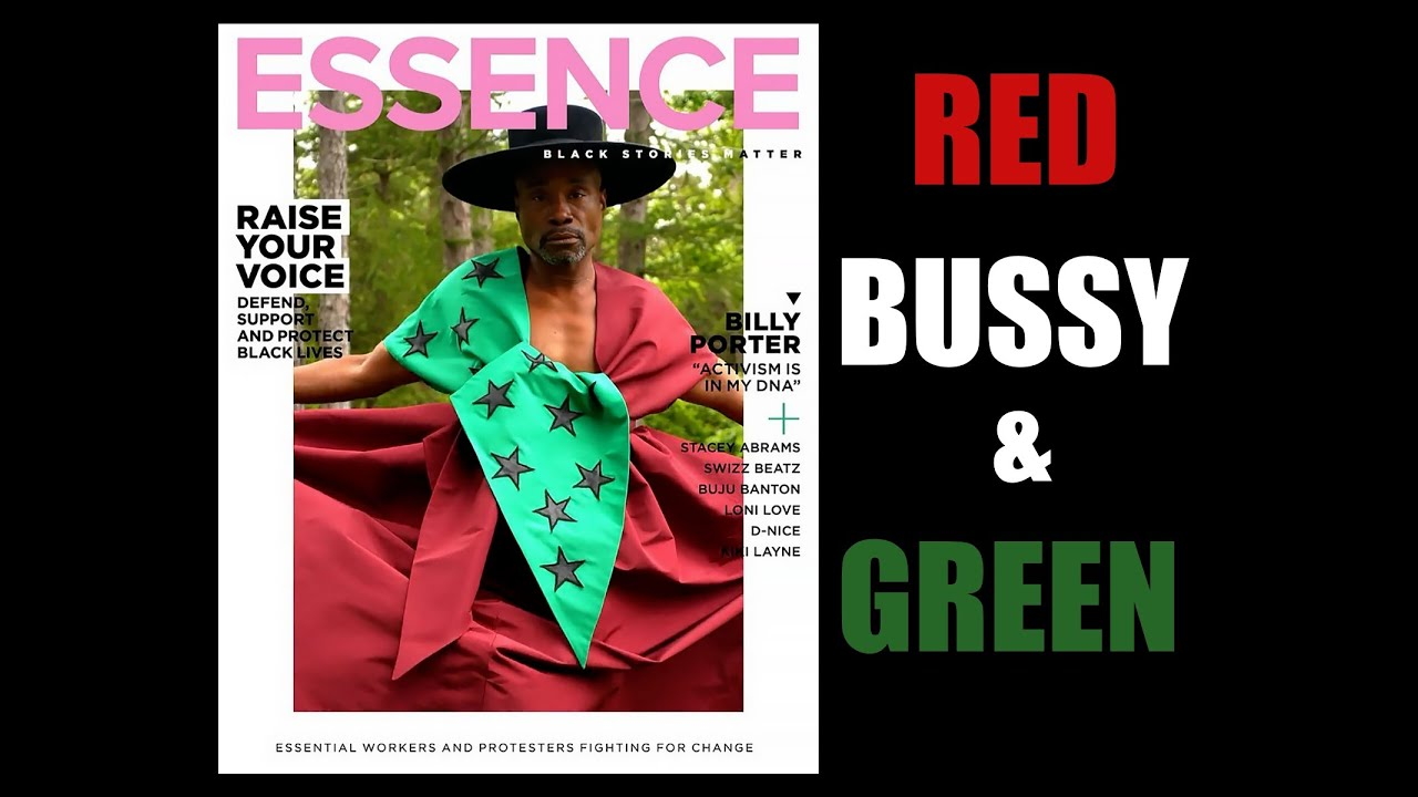 Tariq Nasheed: Red, Bussy, & Green